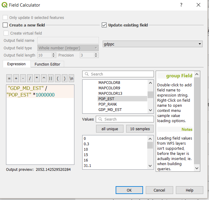 QGIS Tutorial 2 - Adding Vector Layers